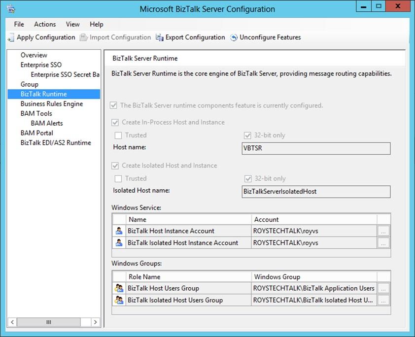 100 c windows biztalk resume process install